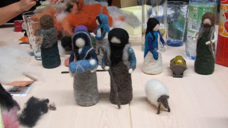 Krippenfiguren filzen (5)