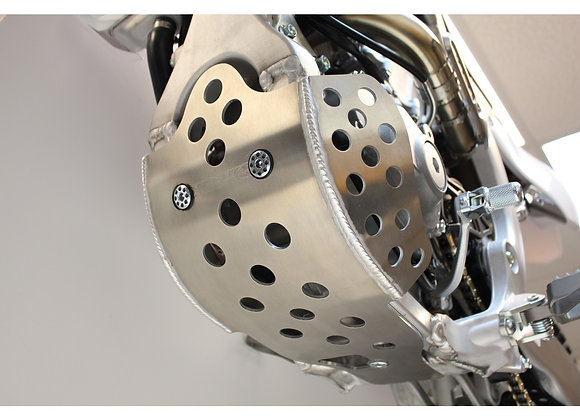 WC Skid Plate Extended Coverage - Yamaha YZ250F 2010-2021