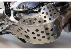 WC Extended Skid Plate