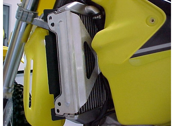 WC Radiator Braces - Suzuki RM125 2001-2007