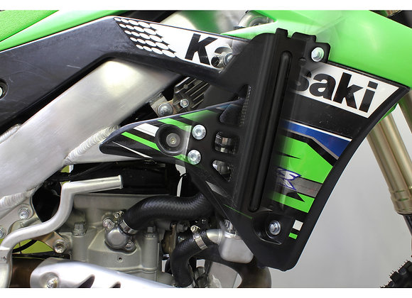 WC Radiator Braces - Kawasaki KX450F 2012-2015