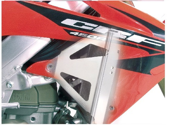 WC Radiator Braces - Honda CRF450R 2005