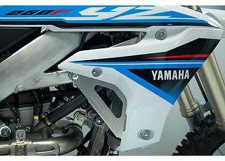 WC Radiator Braces -Yamaha YZ250F 2019-2021