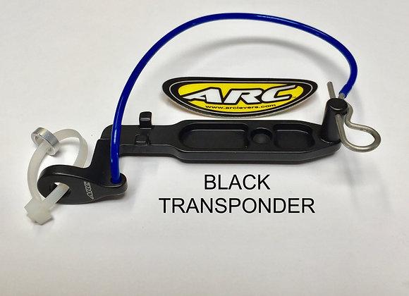 ARC Transponder Mount (Black / Grey) body only