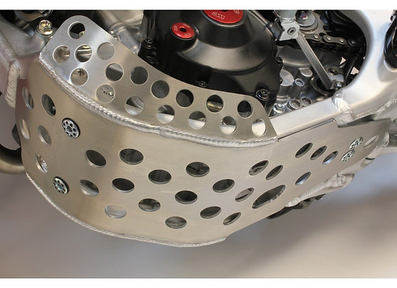 WC Skid Plate Extended Coverage - Honda CRF250R 2010-2021