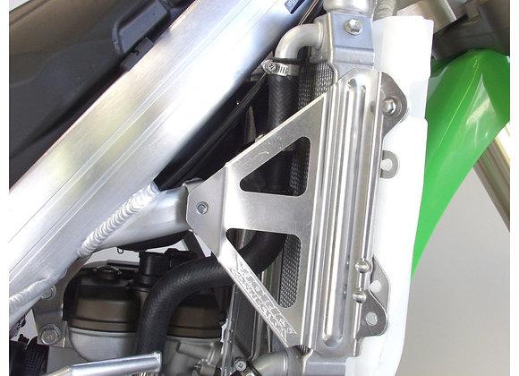 WC Radiator Braces - Kawasaki KX250F 2006-2008