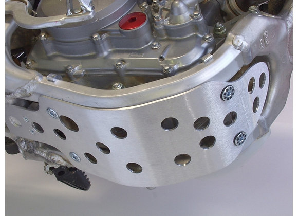 WC Skid Plate - Honda CRF250R / CRF250X 2004-2017