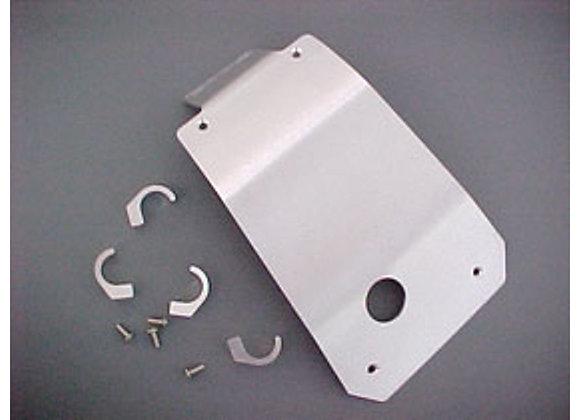 WC Skid Plate - Suzuki RMX250 1989-1998