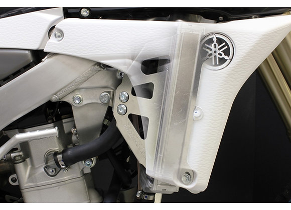 WC Radiator Braces -Yamaha YZ450F 2010-2013