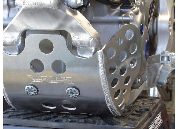 WC Skid Plate Extended Coverage - Suzuki RMZ250 2010-2018