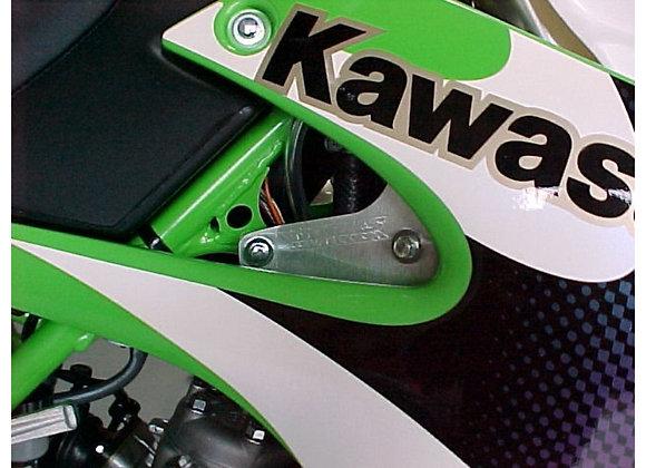 WC Radiator Braces - Kawasaki KX80/85/100 1998-2013