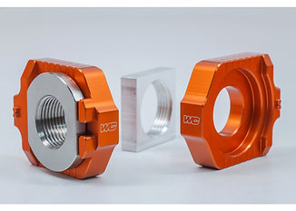 WC Axle Blocks - Elite - KTM
