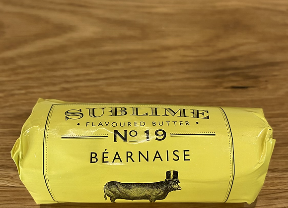 Sublime butter - Béarnaise
