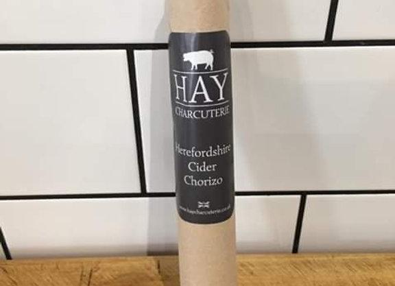 Herefordshire Cider Chorizo