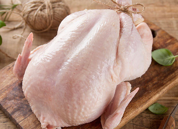 Free range whole chicken