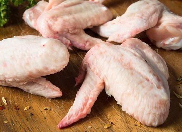 1kg Free range chicken wings