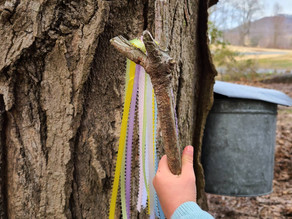 Tree Wands: Craft for Spring, Ostara & Easter