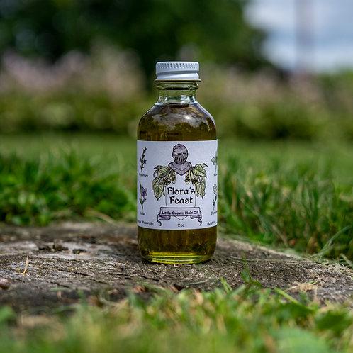 Little Crown Hair Oil