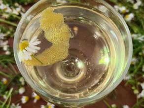 Chamomile Wine Spritzer