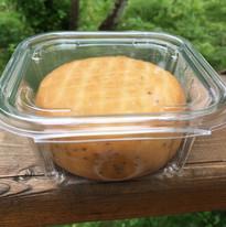Сыр «Качотта» с пажитником, копчёный