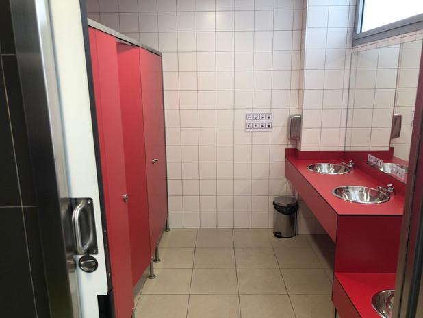 baños alumnos