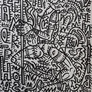 Robert COMBAS - Galerie Dugrip Picard Jacomet - Sète