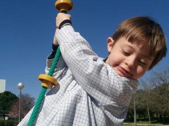Infantil en el parque