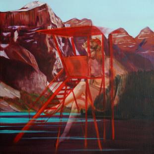 Olivier Masmonteil - Galerie l'ANTICHAMBRE Chambéry