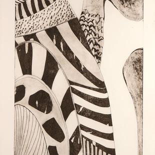 Danielle Berthet - Galerie MANDON Lyon