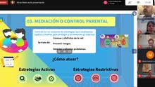 II ESCUELA VIRTUAL DE FAMILIAS TIC: FAMILIA Y ESCUELA. USO DE LAS TIC COMO PADRES Y EDUCADORES