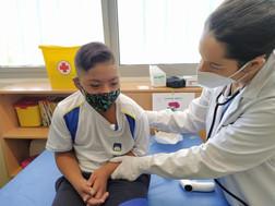 Aprendiendo con Irene, nuestra enfermera escolar en tiempos de COVID-19