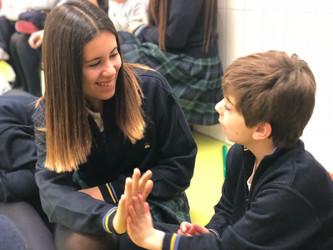 2º visita de Alumnos de Colegio Arenales Arroyomolinos de 1º ESO. Inclusión