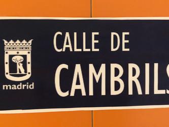 La ciudad de Cambrils.