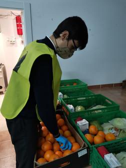 TVA: Nuevo voluntariado en el comedor social ¨San José¨