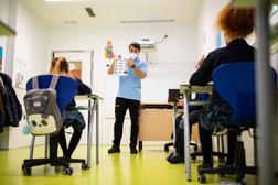 El Colegio de Educación Especial Cambrils celebra el Día Mundial de la Escuela Católica