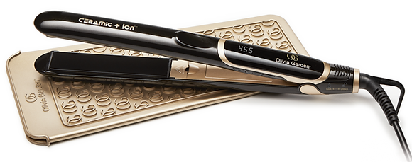 Professional Flat Iron 1 inch with free gift
