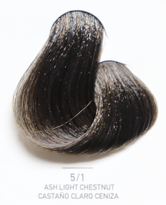 5 / 1 Ash Light Chestnut - Castaño Claro Ceniza