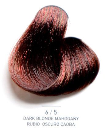6 / 5 Dark Blonde Mahogany - Rubio Oscuro Caoba