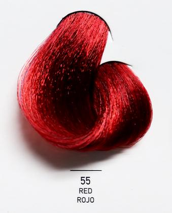 55 Red - Rojo