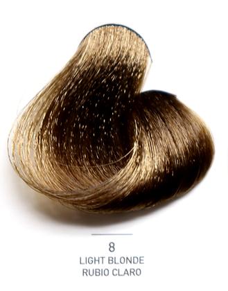 8 Light Blonde - Rubio Claro
