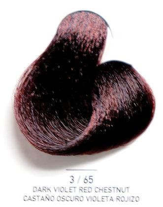 3 / 65 Dark Violet Red Shestnut - Castaño Oscuro Violeta Rojizo
