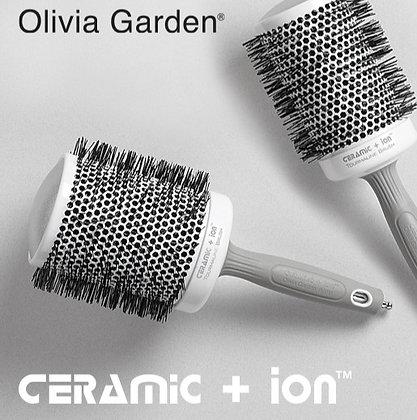 Ceramic +  Ion  - Cepillo  Térmico Redondo -