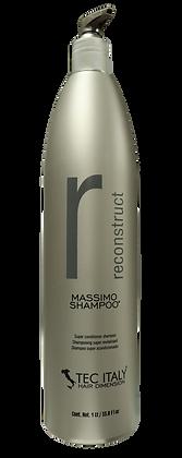 Reconstruct Massimo Shampoo - 33.8 Fl. OZ
