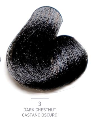 3 Dark Chesnut - Castaño Oscuro