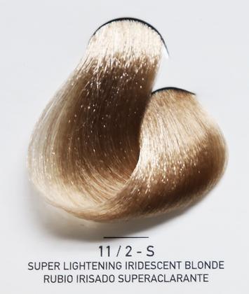 11 / 2 - S Super Lightening Iridecent Blonde - Rubio Irisado Superaclarante