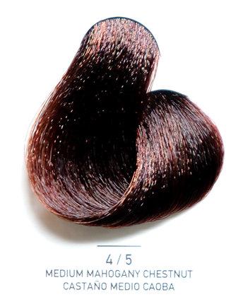 4 / 5 Medium Mahogany Shestnut - Castaño Medio Caoba
