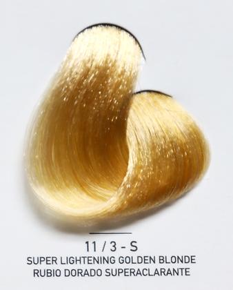 11 / 3 - S Super Lightening Golden Blonde - Rubio Dorado Superaclarante