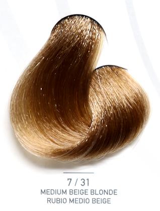 7 / 31 Medium Beige Blonde - Rubio Medio Beige