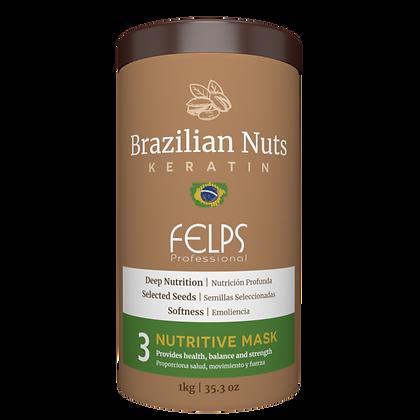 Felps Brazilian Nuts Mask 1K