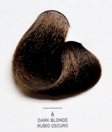 6 Dark Blonde - Rubio Oscuro